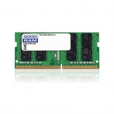 Memorie notebook Goodram, SODIMM, DDR4, 4GB, 2666MHz, CL19, 1.2V