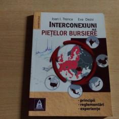 INTERCONEXIUNI ALE PIETELOR BURSIERE-IOAN I.TRENCA-EVA DEZSI