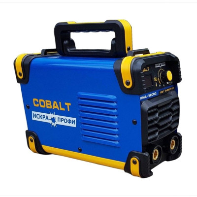Aparat sudura tip invertor MMA Cobalt Craft Tec, 5.9 kW, 300 A foto