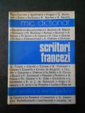 ANGELA ION - SCRIITORI FRANCEZI (1978, Ed. cartonata)