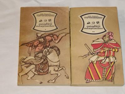 SHI NAIAN - OSANDITII MLASTINILOR Vol.1.2. foto