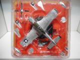 Macheta avion NORTH AMERICAN P-51D MUSTANG USA IXO scara 1:72