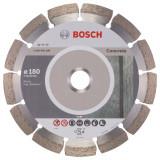 Bosch Professional disc diamantat 180x22.23x2x10 mm pentru beton