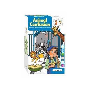 Joc De Carti Educativ Animal Confusion