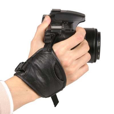 Curea de mana pentru camere DSLR, mirrorless si camere video compacte foto
