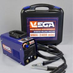 Invertor de sudura Vega MMA 240B + Valiza transport
