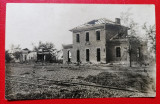 Romania Bucovina Sereth Siret gara dupa bombardament