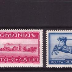 1944 - Asistenta PTT, serie neuzata