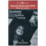 Agenda medicala 2005 - editia de buzunar