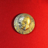 Medalia regalista MARESALUL ION ANTONESCU-CONDUCATORUL-1941-MULTUMIRILE PATRIEI