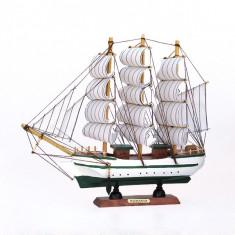 Corabie cu panze 26 cm