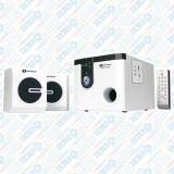 Sistem audio Serioux 2.1 Cresto 500SD cu telecomandă