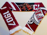 Esarfa fotbal cu echipa - CFR 1907 CLUJ