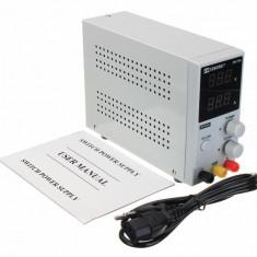 Sursa reglabila pentru laborator / 0-32V / 0-10A