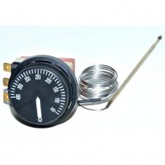 Termostat Reglabil 50 - 400˚C cu Sonda de Inox