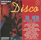 CD Disco (Volume One) (18 Dance Hits), original