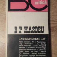 B.P. HASDEU INTERPRETAT - COLECTIV
