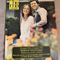 Revista Cinema nr 8 1978