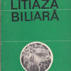LITIAZA BILIARA - D. DUMITRASCU, MONICA ACALOVSCHI, M. GRIGORESCU