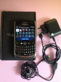 Telefon mobil Blackberry 8900, Negru, Neblocat, NU