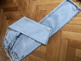 Blugi albastrii rupti dama, 38, Albastru