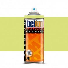 Spray vopsea Belton Molotow Premium 400 ML 168 butterfly green