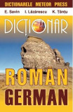 Dictionar roman-german - E. Savin, I. Lazarescu, K. Tantu
