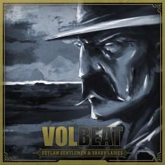 Volbeat Outlaw Gentleman Shady Ladies (cd)