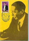 Ilustrata maxima, personalitati, Nicolae Titulescu