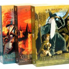 STĂPÂNUL INELELOR - J.R.R. Tolkien