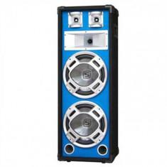 Skytec SKY-178, subwoofer, 2 x 20 cm, LED efect albastru, 600 W