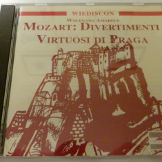 Mozart - divertismenti