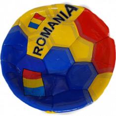 Minge fotbal,dimensiune 5,culoare multicolora