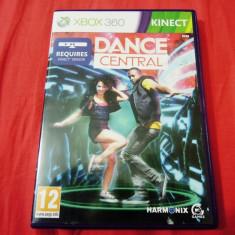 Joc Kinect Dance Central, XBOX360, original, alte sute de jocuri!, Sporturi, 3+, Multiplayer
