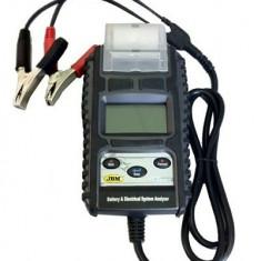 Tester de baterie digital cu imprimanta