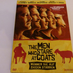 The man who stare at goats - dvd, Altele