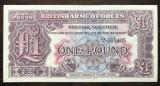 P-M22a Marea Britanie - 1 pound ND (1948) 2nd series BAF