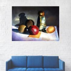 Tablou Canvas, Pictura Artistica Fructe pe Masa - 40 x 50 cm