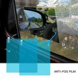 Set 2 buc. folii pentru geamuri laterale, anti-ceata, anti-aburire, anti-stropire