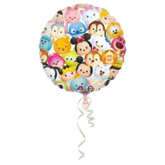 Balon din folie metalizata Tsum Tsum Party 43cm