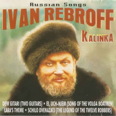 CD Ivan Rebroff – Kalinka, original