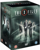 FILM SERIAL The X Files - Complete Season 1-11 [ 59 DVD ] BoxSet Sigilat, Engleza, independent productions