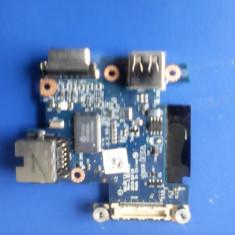 Modul USB. VGA. LAN. Dell Latitude E4310 F9M7D