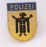 Insigna de POLITIE germana - POLIZEI