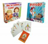 Cumpara ieftin Pachet promo 3 jocuri Nu te supara, frate + Comoara lui Piticot + Pacalici, Noriel
