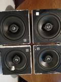 Set 4 Boxe Tavan CANTON CX 220 - InWall 9  - Impecabile/Rare/made in USA