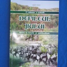 GENU TUTU - DEFILEUL JIULUI , DRUM IN ISTORIE SI SPIRITUALITATE , 2012
