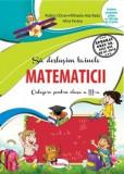 Sa deslusim tainele matematicii cls a III-a, ed a II-a/Rodica Chiran, Alina Pertea, Mihaela-Ada Radu, Aramis