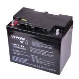 Acumulator gel plumb Vipow, 12 V, 75 Ah