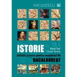Istorie. Sinteze si teste pentru bacalaureat - Magda Stan, Cristian Vornicu